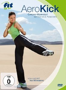 Fit for Fun - AeroKick Cardio-Workout mit Kicks & Punches