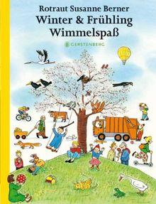 Winter & Frühlings Wimmelspaß: Wendeleporello