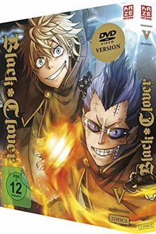 Black Clover - DVD 5 (Episoden 40-51)