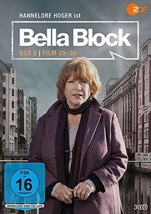 Bella Block - Box 5 (Film 25-30) [3 DVDs]