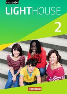 English G LIGHTHOUSE - Allgemeine Ausgabe: Band 2: 6. Schuljahr - Schülerbuch: Festeinband