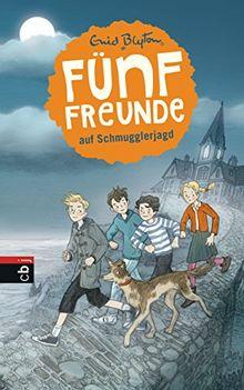 Fünf Freunde auf Schmugglerjagd: Band 4 (Einzelbände, Band 4)