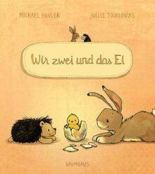 Wir zwei und das Ei: Band 5 (Wir zwei gehören zusammen, Band 5)