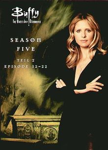 Buffy - Im Bann der Dämonen: Season 5.2 Collection (3 DVDs)