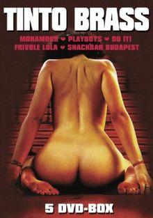 Tinto Brass - 5 DVD-Box