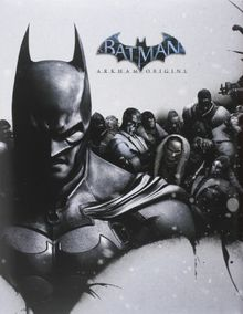 Batman: Arkham Origins Limited Edition Strategy Guide (Brady Games)
