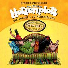 Der Räuber Hotzenplotz - Die große 6CD-Hörspielbox