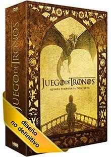 Game of Thrones (JUEGO DE TRONOS: TEMPORADA 5, Spanien Import, siehe Details für Sprachen)
