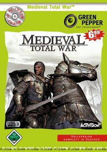 Medieval Total War (Green Pepper)