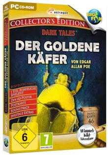 Dark Tales: Der goldene Käfer von Edgar Allan Poe Collector's Edition