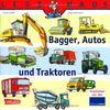 LESEMAUS, Band 151: Bagger, Autos und Traktoren