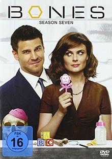 Bones - Season Seven [4 DVDs]