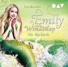 Emily Windsnap – Teil 4: Die Rückkehr: Lesung mit Josefine Preuß (2 CDs)