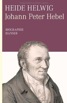 Johann Peter Hebel. Biographie