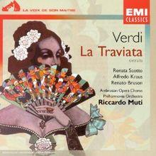 Traviata [Extraits]