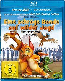 Eine schräge Bande auf wilder Jagd (inkl. 2D-Version) [3D Blu-ray]