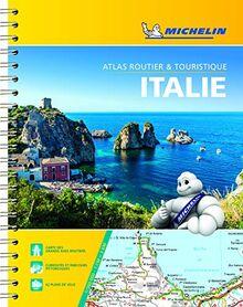 Michelin Atlas 2019 Italie (Michelin Road Atlas)