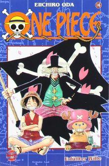One Piece, Band 16: Erfüllter Wille