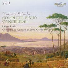 Paisiello Sämtliche Klavierkonzerte