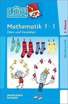 LÜK: Mathematik 1x1: Üben und Verstehen ab 2. Klasse