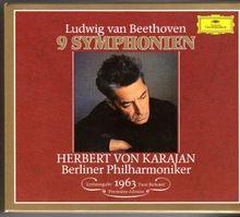 Beethoven: 9 Sinfonien