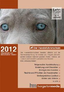 Hundeführerschein 2012