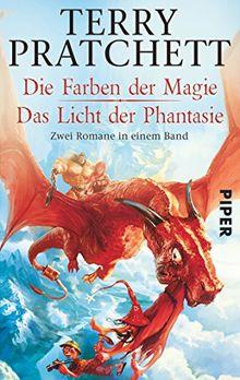 Die Farben der Magie. Das Licht der Phantasie: Zwei Romane in einem Band