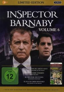 Inspector Barnaby Vol. 6 (Limited Edition) [4 DVDs]