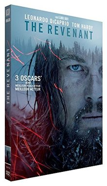 The Revenant [DVD + Digital HD]