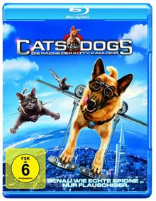 Cats & Dogs: Die Rache der Kitty Kahlohr [Blu-ray]