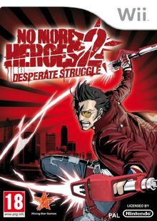 No More Heroes 2 [FR Import]