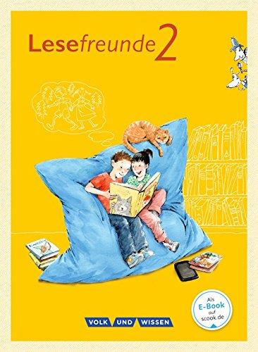 Lesefreunde - Östliche Bundesländer und Berlin - Neubearbeitung 2015: 2. Schuljahr - Lesebuch mit Lernentwicklungsheft