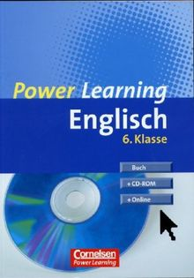 Power Learning - Englisch 6. Klasse