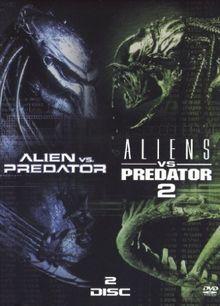 Alien vs. Predator / Aliens vs. Predator 2 [2 DVDs]