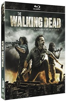 The Walking Dead-L'intégrale de la Saison 8 [Blu-Ray]