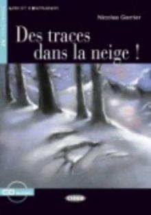 Traces Dans La Neige+cd (Lire Et S'Entrainer)