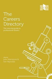 The Careers Directory 2014: The One-Stop Guide to Professional Careers (2014 Edition)