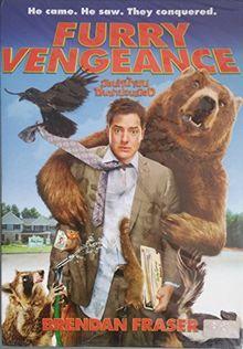 Furry Vengeance (2010) Brendan Fraser, Brooke Shields, Ricky Garcia [DVD] [2010]