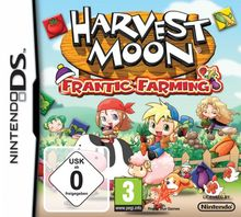 Harvest Moon - Frantic Farming