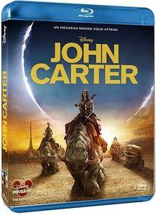 John carter [Blu-ray] [FR Import]