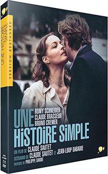 Une histoire simple [Blu-ray]