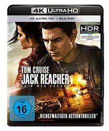 Jack Reacher: Kein Weg zurück (4K Ultra HD) (+ Blu-ray)