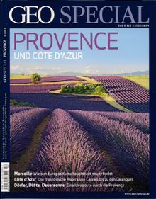 GEO Special Provence: 03/2013