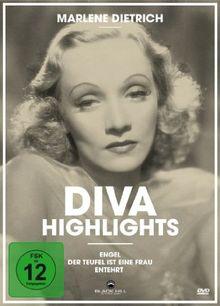 Marlene Dietrich - Diva Highlights [3 DVDs]