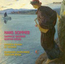 Sommer: Sapphos Gesänge/Goethe-Lieder