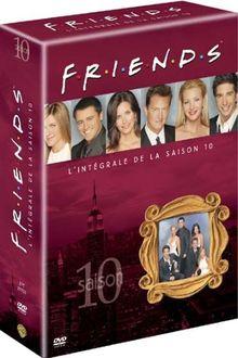 Friends - L'Intégrale Saison 10 - Édition 3 DVD (Nouveau Packaging) [FR Import]