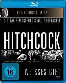 Alfred Hitchcock: Weißes Gift (Blu-ray) [Collector's Edition]