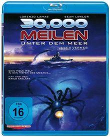 Jules Verne - 30.000 Meilen unter dem Meer [Blu-ray]