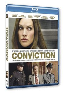 Conviction [Blu-ray] [FR Import]