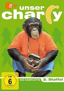 Unser Charly - Die komplette 3. Staffel [3 DVDs]